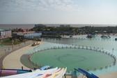 Khai trương công viên nước, biển nhân tạo lớn nhất ĐBSCL