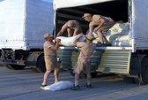 Ukraine chặn đoàn xe viện trợ nhân đạo của Nga