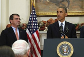 Tổng thống Obama chọn được tân Bộ trưởng quốc phòng