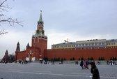 Tin tặc tấn công trang web điện Kremlin