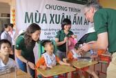 Hơn 700 triệu đồng hỗ trợ người nghèo đón Xuân