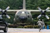 Phát hiện thi thể trong bánh máy bay quân đội Mỹ