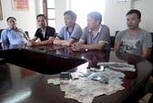 Đột kích khách sạn lớn nhất Hà Tĩnh, bắt 5