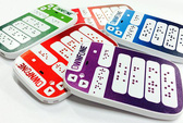 Điện thoại chữ nổi Braille đầu tiên