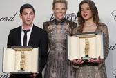 Cate Blanchett vinh danh đàn em tại Cannes 2014