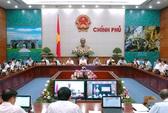 Chính phủ họp trực tuyến với 63 tỉnh, thành bàn giải pháp Biển Đông
