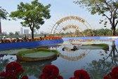 Khai mạc Hội chợ hoa xuân Phú Mỹ Hưng 2014