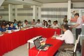 Tập huấn nghiệp vụ cho cán bộ CĐ