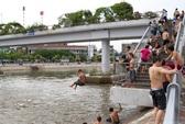 Rủ nhau tắm sông, 1 học sinh đuối nước, 1 em nguy kịch