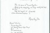 Khánh Ly đưa ra giấy xác nhận bản quyền nhạc Trịnh Công Sơn