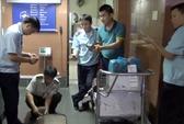 Hàng về đến sân bay Nội Bài rồi sao phải kiểm tra an ninh?