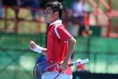 Hoàng Thiên giành chiến thắng ở Davis Cup 2014