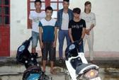 Nhóm đạo chích 9x chuyên đục thủng tường để trộm cắp