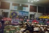 Làm rõ vụ sập trần nhà thi đấu Phan Đình Phùng