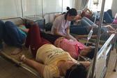 Sau bữa trưa, gần 200 công nhân nhập viện do ngộ độc