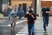 3 binh sĩ Mỹ gặp nạn vì bão ở Nhật Bản