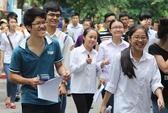 Nhiều trường ĐH đã công bố điểm thi