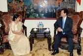 Ấn Độ mong muốn Việt Nam trở thành đối tác quốc phòng