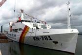 Thủ tướng thị sát tàu kiểm ngư lớn nhất Việt Nam