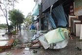 Hạn chế đến mức thấp nhất thiệt hại trong bão Thần Sấm