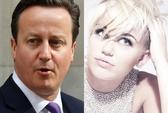 Thủ tướng Anh cấm con xem Miley Cyrus