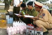 Phát hiện xe khách chở 11.400 viên thuốc kích dục xuất xứ Trung Quốc