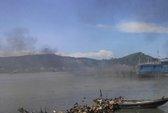 Tàu cá bỗng cháy trên biển, 2 ngư dân thiệt mạng