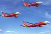 VietJetAir bắt đầu mua 100 máy bay Airbus