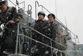 Ông Kim Jong-un kêu gọi tăng cường sức mạnh hải quân