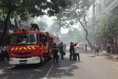 Cháy nhà tại đường Hai Bà Trưng, nhiều người hốt hoảng