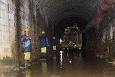Sập hầm, 12 người thoát chết kỳ diệu