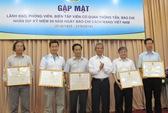 Tổng LĐLĐ Việt Nam khen thưởng 28 tập thể, cá nhân báo chí