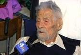 Người 111 tuổi trở thành cụ ông thọ nhất thế giới