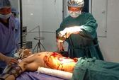 Trực thăng đã đưa bác sĩ giỏi tới Lai Châu cấp cứu nạn nhân lật cầu