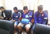 Công an chính thức thông báo 6 cầu thủ Đồng Nai bán độ 400 triệu đồng