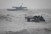Chìm tàu chở than, 2 thuyền viên mất tích