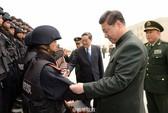 Chủ tịch Trung Quốc lần đầu đến Tân Cương