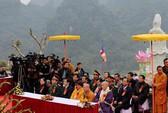 Chủ tịch nước Trương Tấn Sang thăm, làm việc tại Bản Giốc