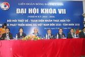 Đại hội VFF: Tìm HLV trưởng người Nhật cho tuyển Việt Nam