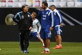Vắng Messi, Argentina khó phục thù Đức