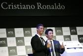 Ronaldo quảng cáo nội y ở 7 thành phố lớn