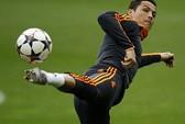 Ronaldo vắng mặt trận lượt về với Dortmund