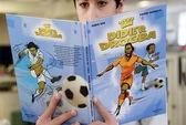 Didier Drogba, Theo Walcott và truyện tranh về đời tư các ngôi sao