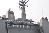 Tàu Hải quân Singapore thăm hữu nghị Việt Nam