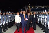 Thủ tướng Nguyễn Tấn Dũng dự hội nghị tiểu vùng Mekong