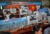 Họp mặt phản đối Trung Quốc xâm phạm chủ quyền Việt Nam