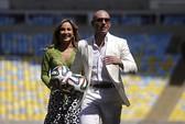Jennifer Lopez và Pitbull cùng hát nhạc World Cup 2014