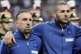 Ribery, Benzema thoát án tù vụ mua dâm trẻ vị thành niên