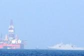 Tàu Kiểm ngư đã tiếp cận giàn khoan 981 cách 2,8 hải lý