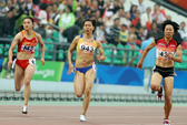 Cập nhật ASIAD 17: Vũ Thị Hương thất bại ở chung kết 200 m